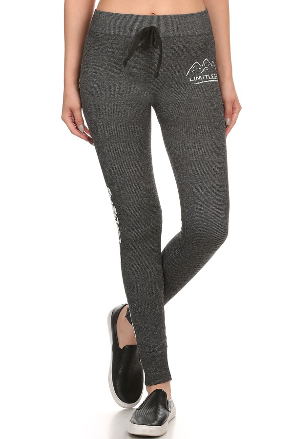 DICK'S carries a variety of women's joggers from industry-leading brands. Check off all the items on your to-do list in a pair of women's Nike® pants or opt for the latest from brands like Under Armour®, The North Face® and lucy®.