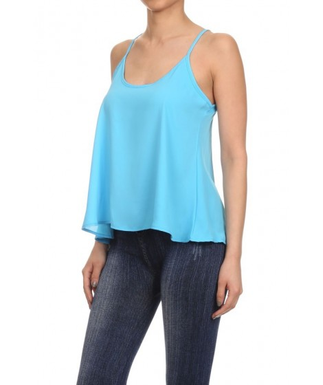 Wholesale Womens Solid Cami Top