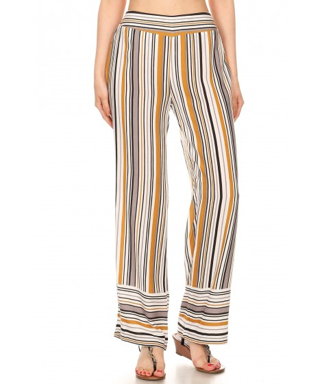 Wholesale Womens Straight Leg Palazzo Pants