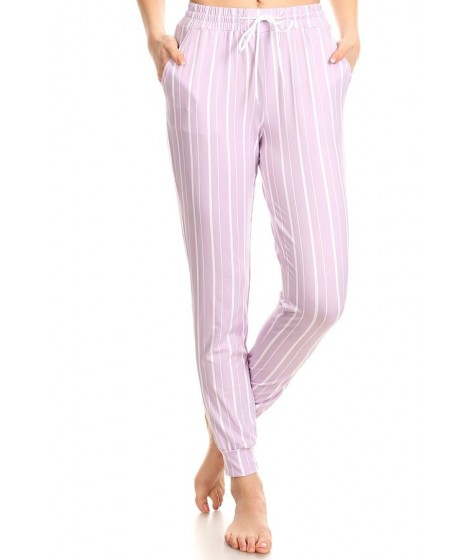Wholesale Womens Soft Brushed Joggers Sweatpants With Shoe Lace Tie