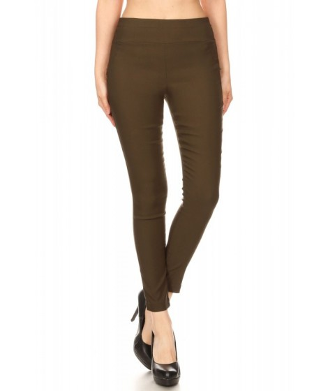 Wholesale Womens High Waist Skinny Millennium Pants With Sculpting