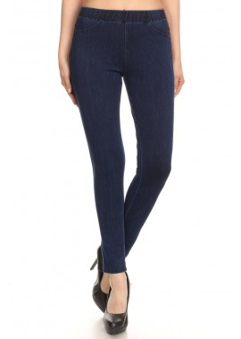 Wholesale Womens Denim Jeggings Pants