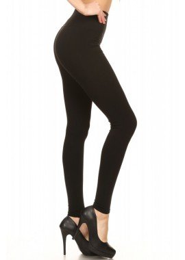 Wholesale Womens Slimming Leggings Tummy Control Basic High Waist