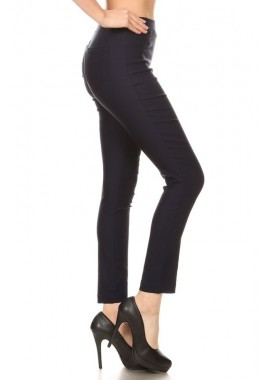 Wholesale Womens Skinny Millennium Pants With Back Pocket