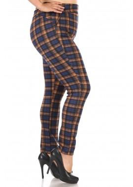 Wholesale Womens Plus Size Tummy Control Sculpting Treggings Skinny Pants