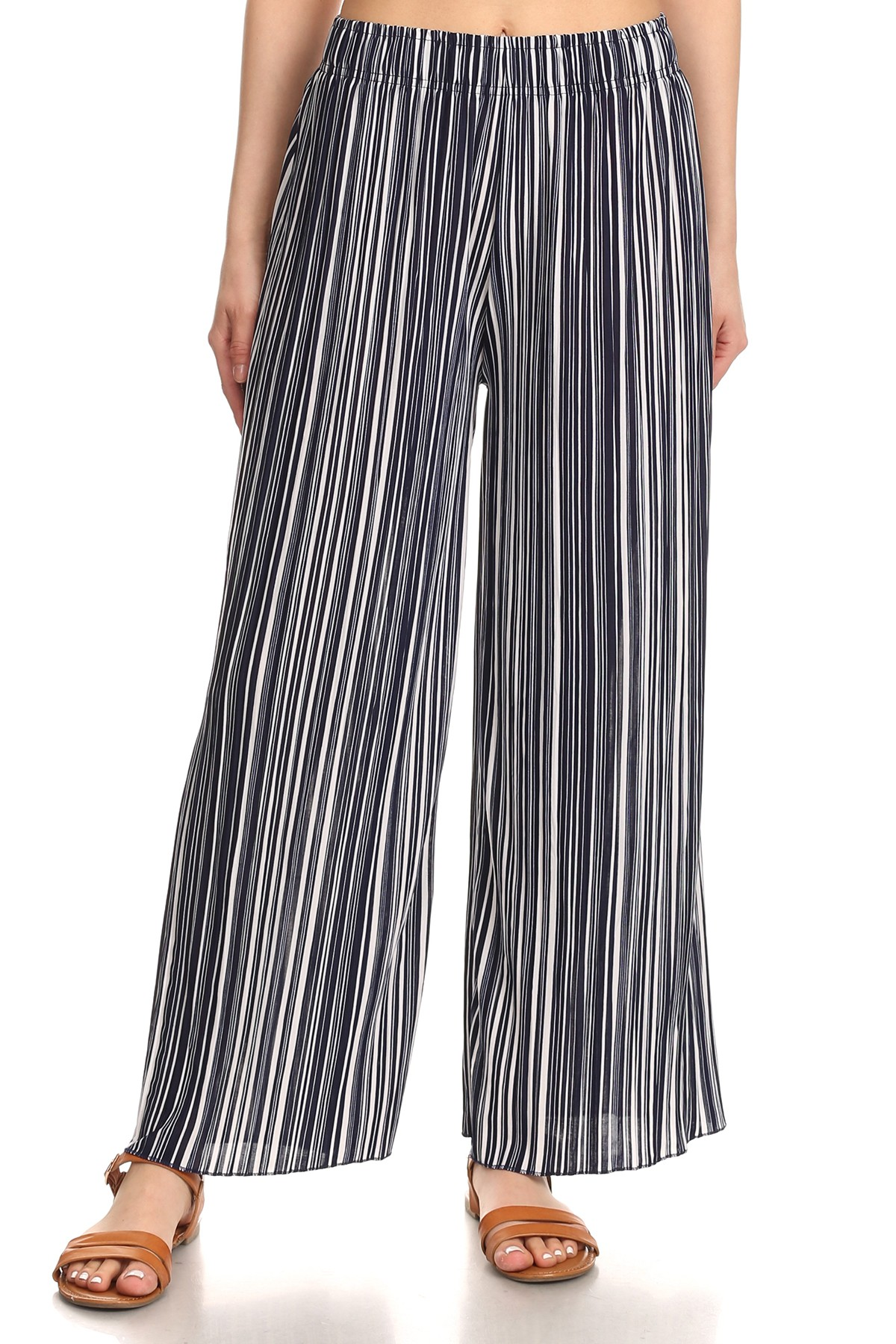 Innovative 28 Modern Ways To Wear Palazzo Pants With Other Outfits